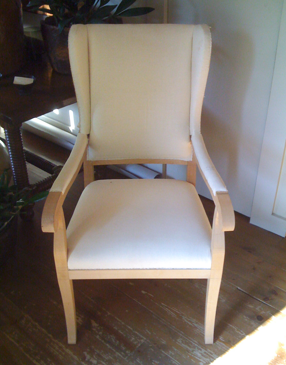 Wing Chair Prototype