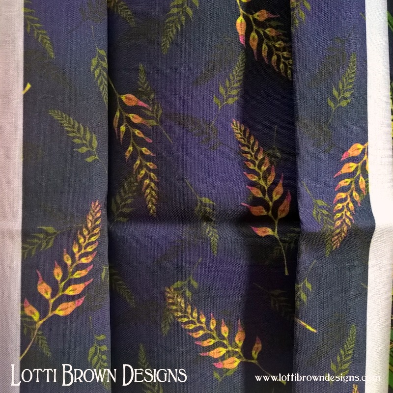Tropical Foliage Pattern (1)