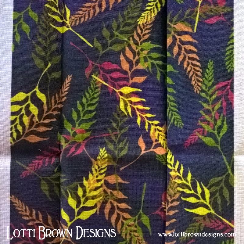 Tropical Foliage Pattern (2)