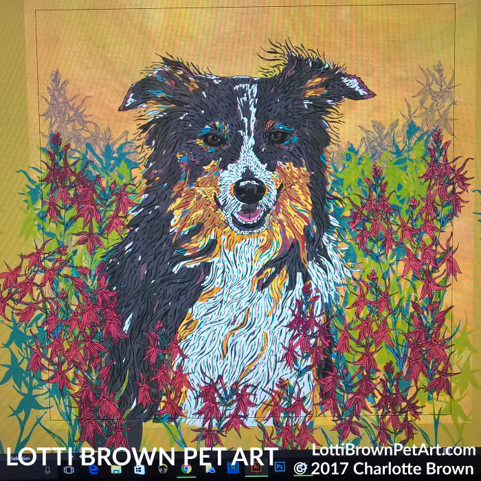 Changing collie-scapes