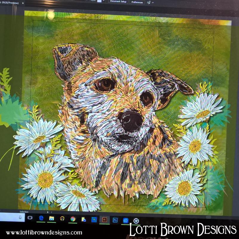 Adding background layers