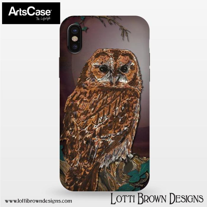 'Tawny Owl - Mistress of the Night'