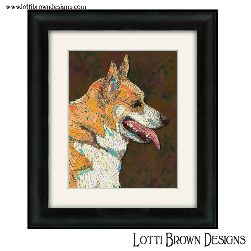 Sample prices - Click here to see sample prices for my framed custom pet portraits from photoAdditional postage charges will apply depending on your location – sample postage charges to the UK are shown below each example. International delivery is available.
