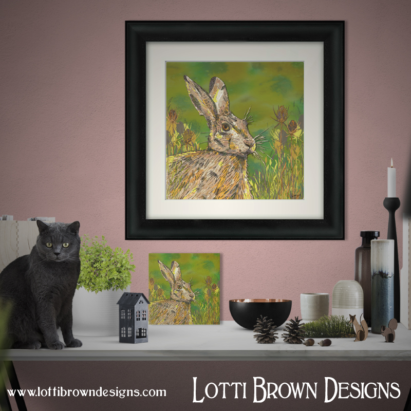 Lotti Brown Designs art store