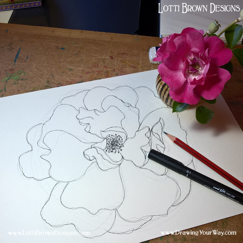 Choosing drawing tools that are the right ones for you