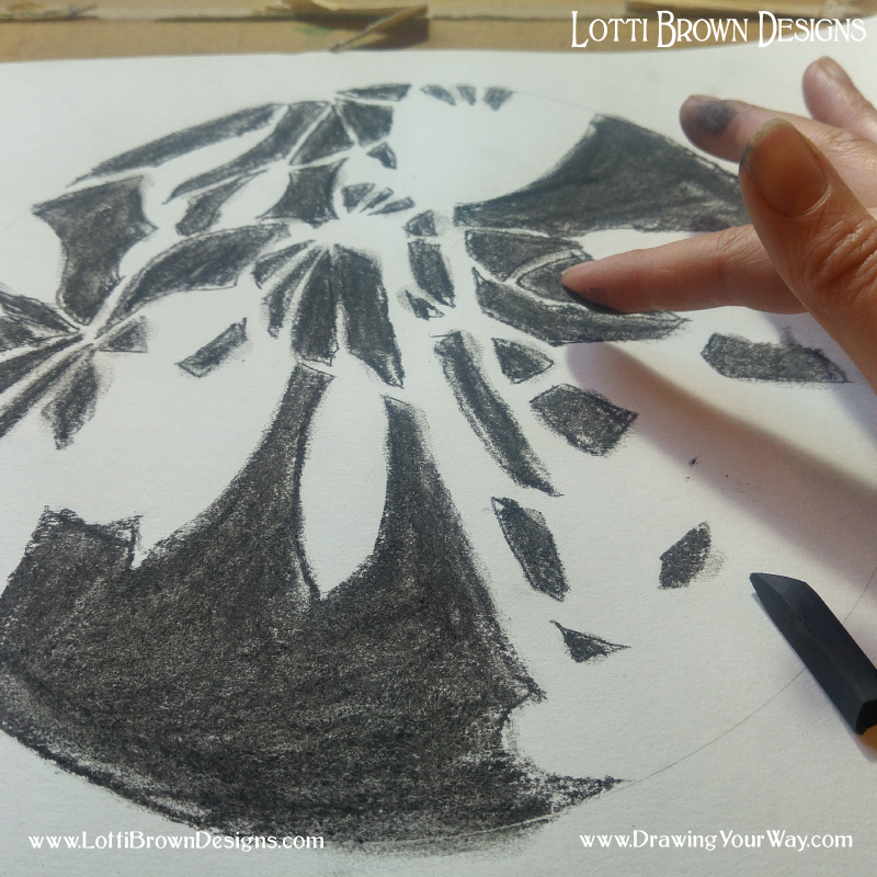 I can help you to master the essential drawing skills plus put your own creative twist into your drawings