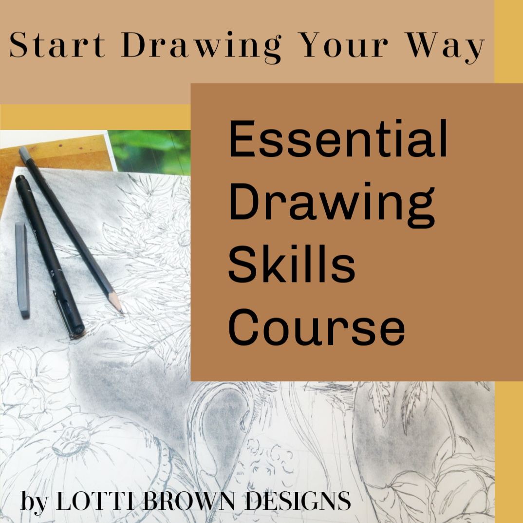 Essential Drawing Skills online Course