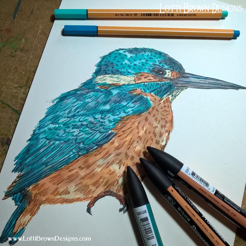 Adding colour