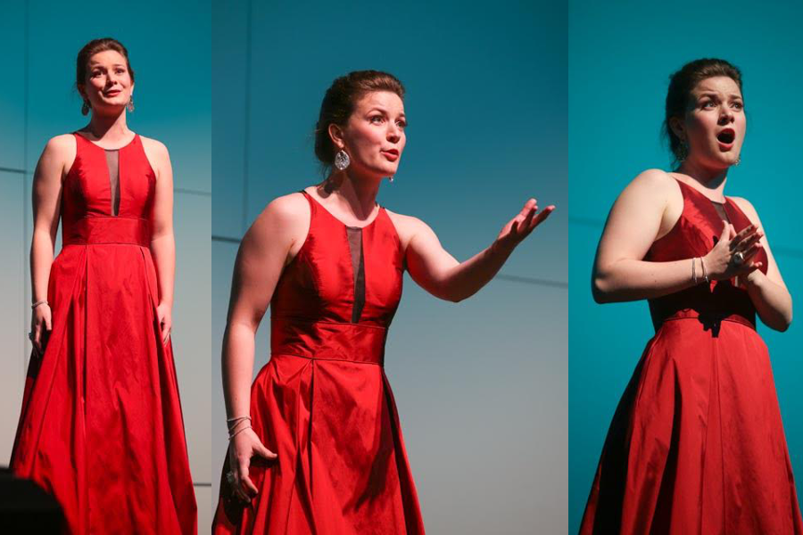 Liv Redpath, Soprano Soloist