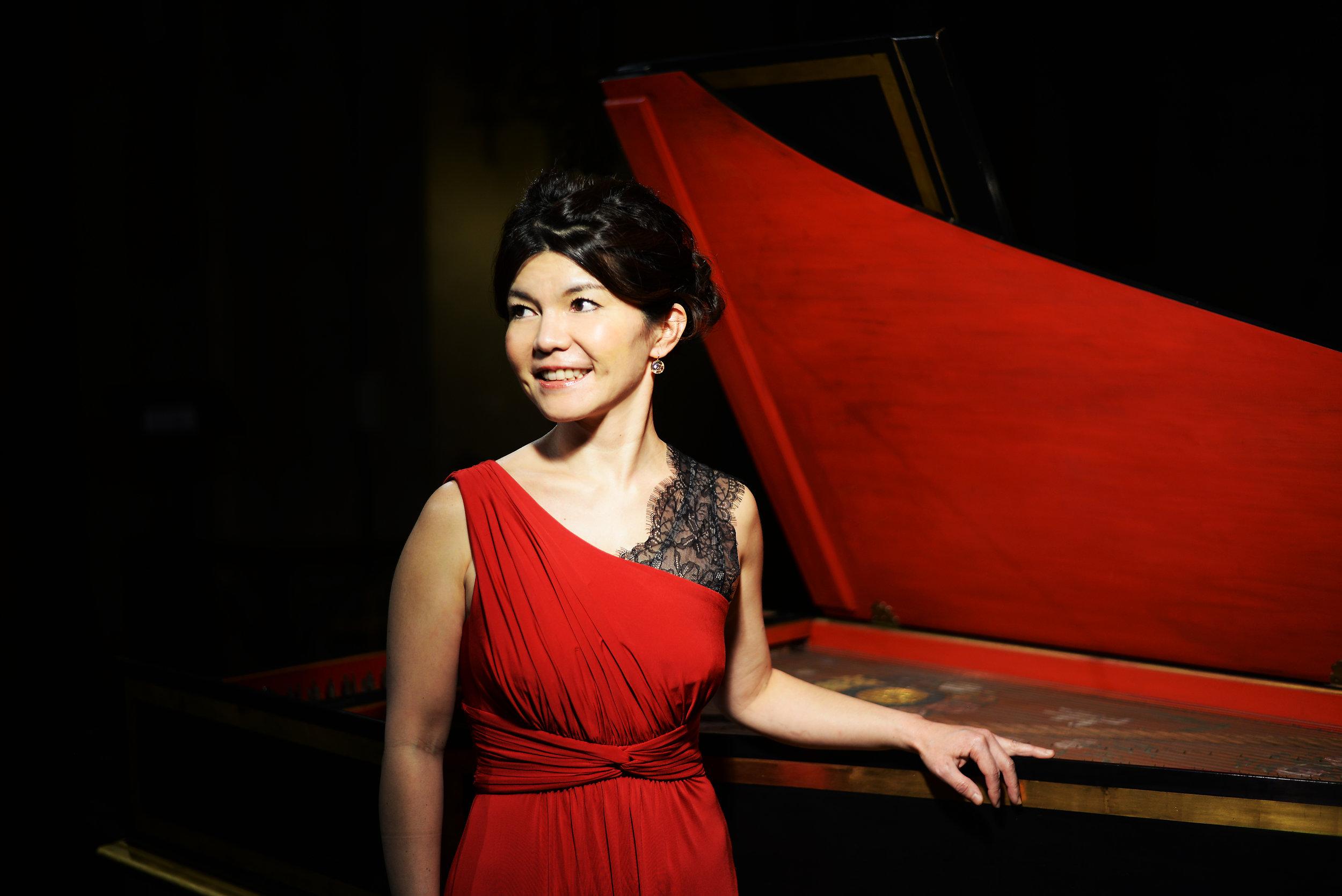 Aya Hamada, Harpsichord