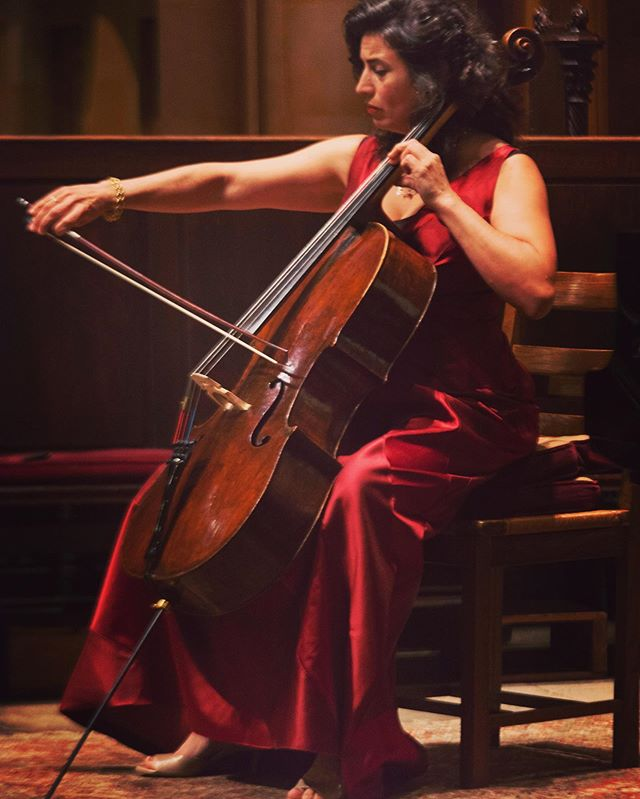 Did you know Voices of Ascension also presents chamber music? Here's throwback Maria Kitspoulos performing Beethoven Sonatas for Cello and Piano with Maria Asteriadou (not depicted). This year we are launching Voices of The New, an initiative that explores new horizons of chamber and vocal ensemble music.  Subscriptions are now available for the 2019-2020 season: https://www.voicesofascension.org/2019-2020-season  #chambermusic #cello #beethoven #nyc #ny #voicesofascension