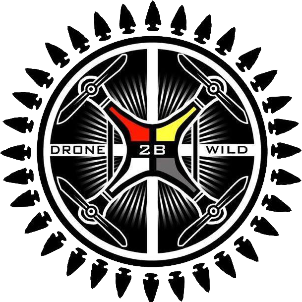 Dr0neb2Wild is a Indigenous run UAV company that has been instrumental in getting aerial footage of the protests and pipeline project in spite of heavy media suppression