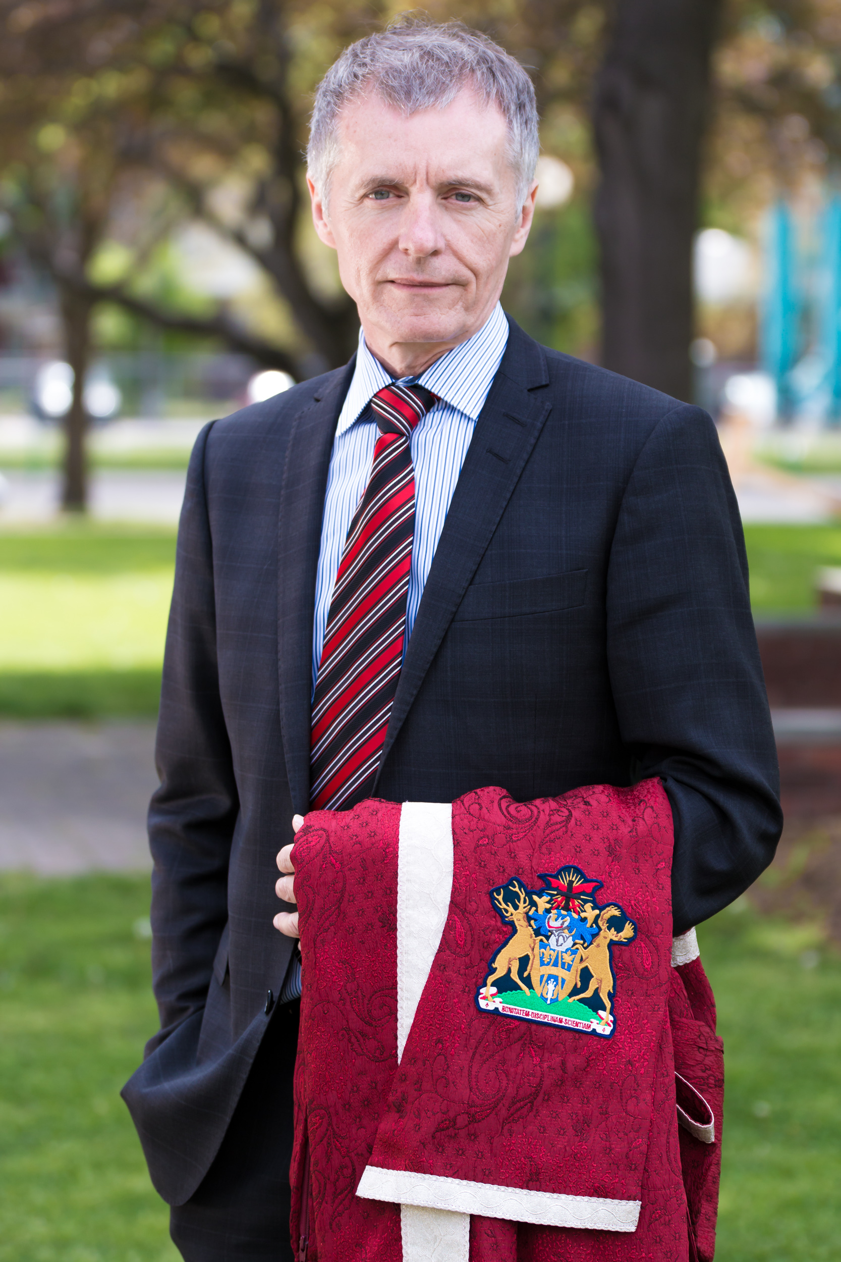 Alan Wildeman - President & Vice-Chancellor University of Windsor