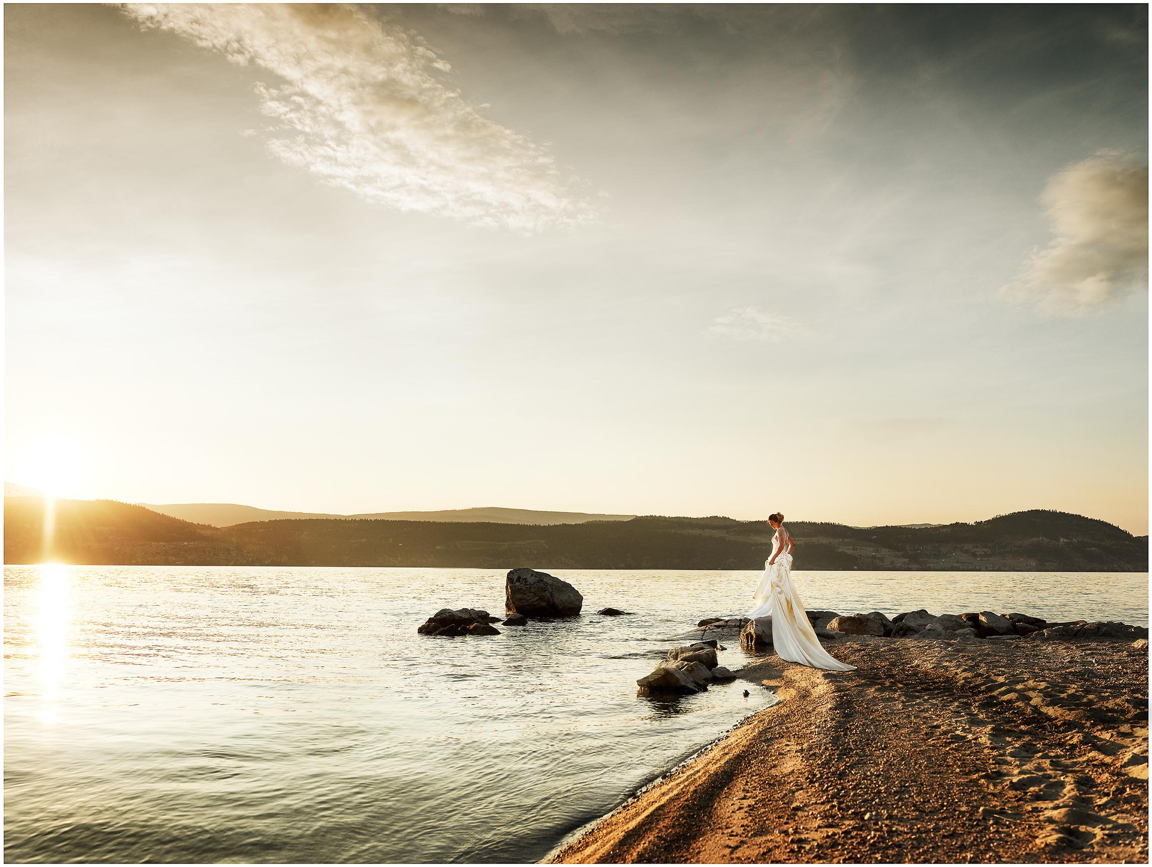 Lisa Pointe Beach Sunrise on Rocks web.jpg