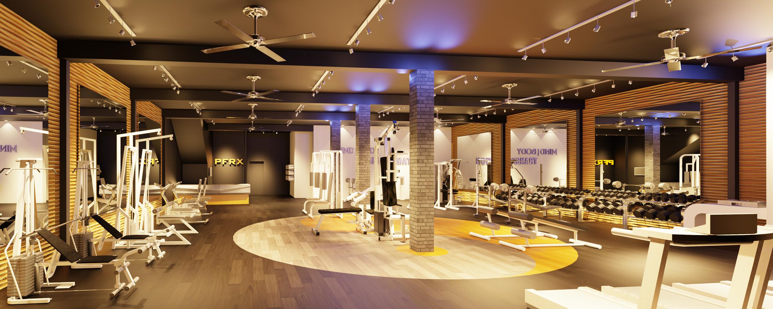 PrimeFitness RX Gym , Julia Street, NOLA
