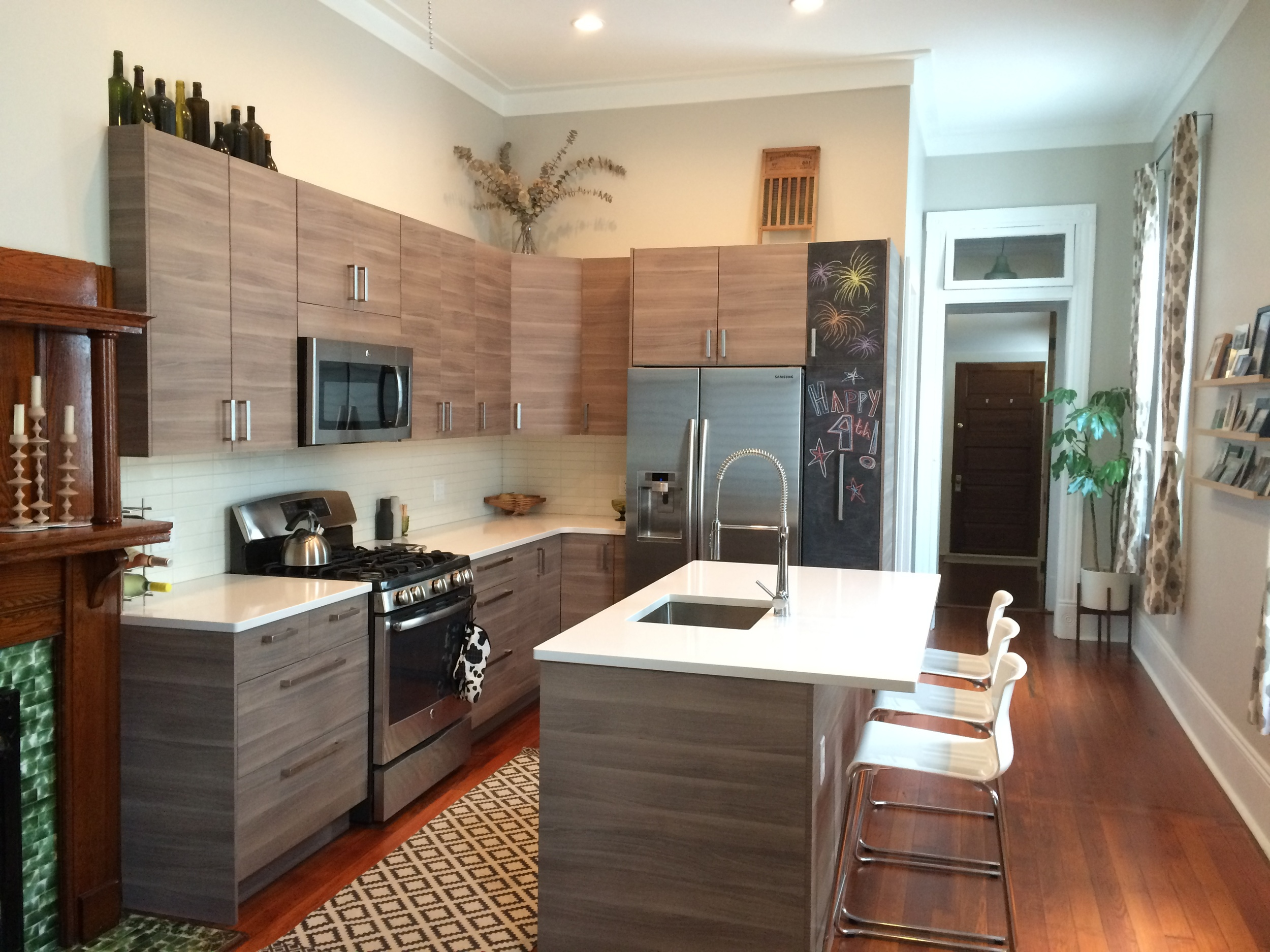 Valmont After - Kitchen