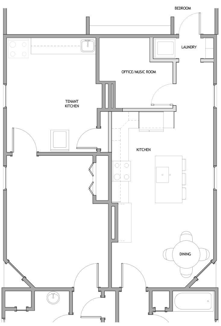 Valmont Floor Plan