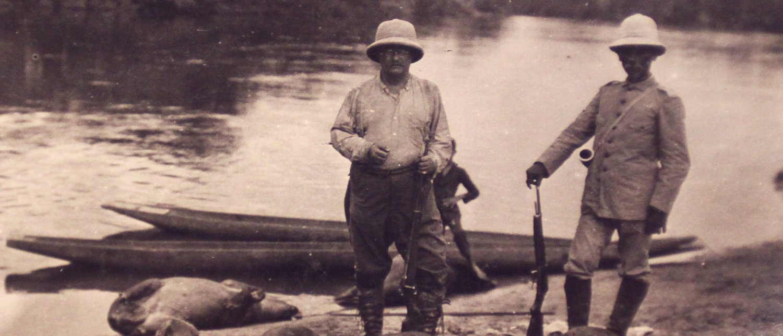 Production on John Maggio's film Into The Amazon has begun