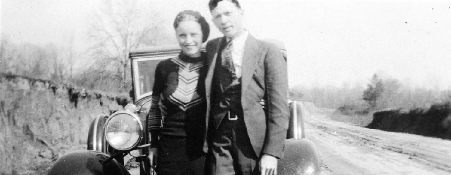 Bonnie and Clyde airs January 19, 2016 on PBS