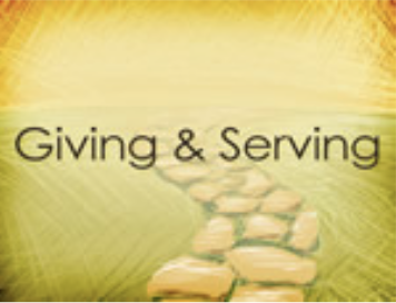 Recommended focus: Ages 9+   Establish the practice of giving and serving others for God's glory.