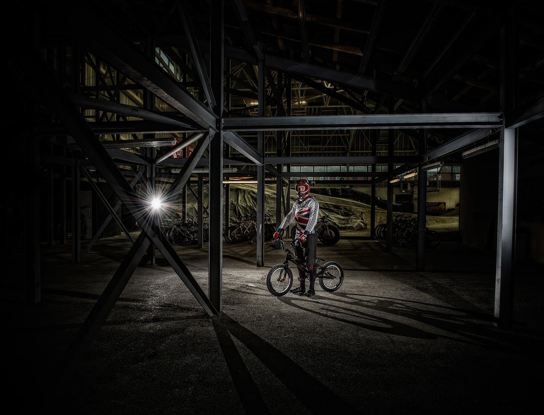World's no.1 BMXer & Bluegrass rider Liam Phillips