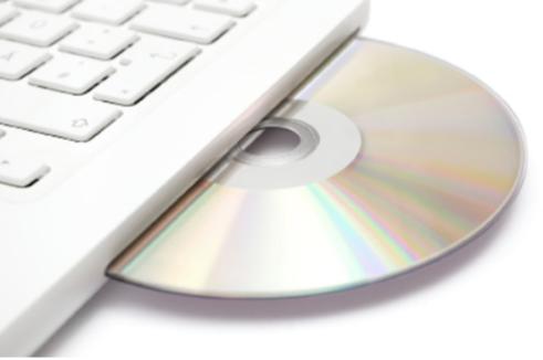 FIGURE 1: Compact disc (CD)