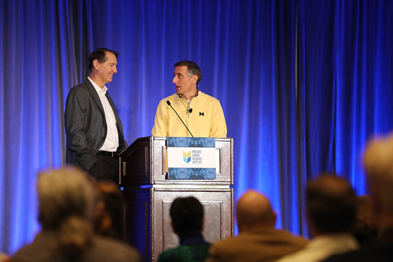 Mark Moyad, MD and Mark Scholz, MD, Extended Q+A