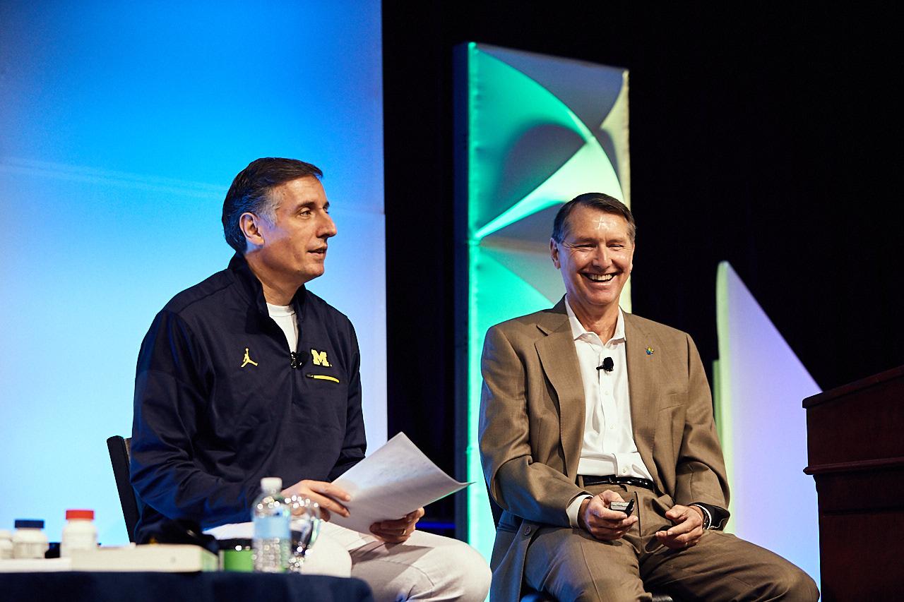 Mark Moyad, MD, and Mark Scholz, MD