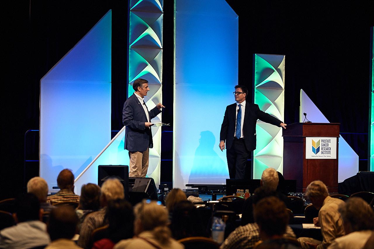 Mark Moyad, MD, and Luke Nordquist, MD