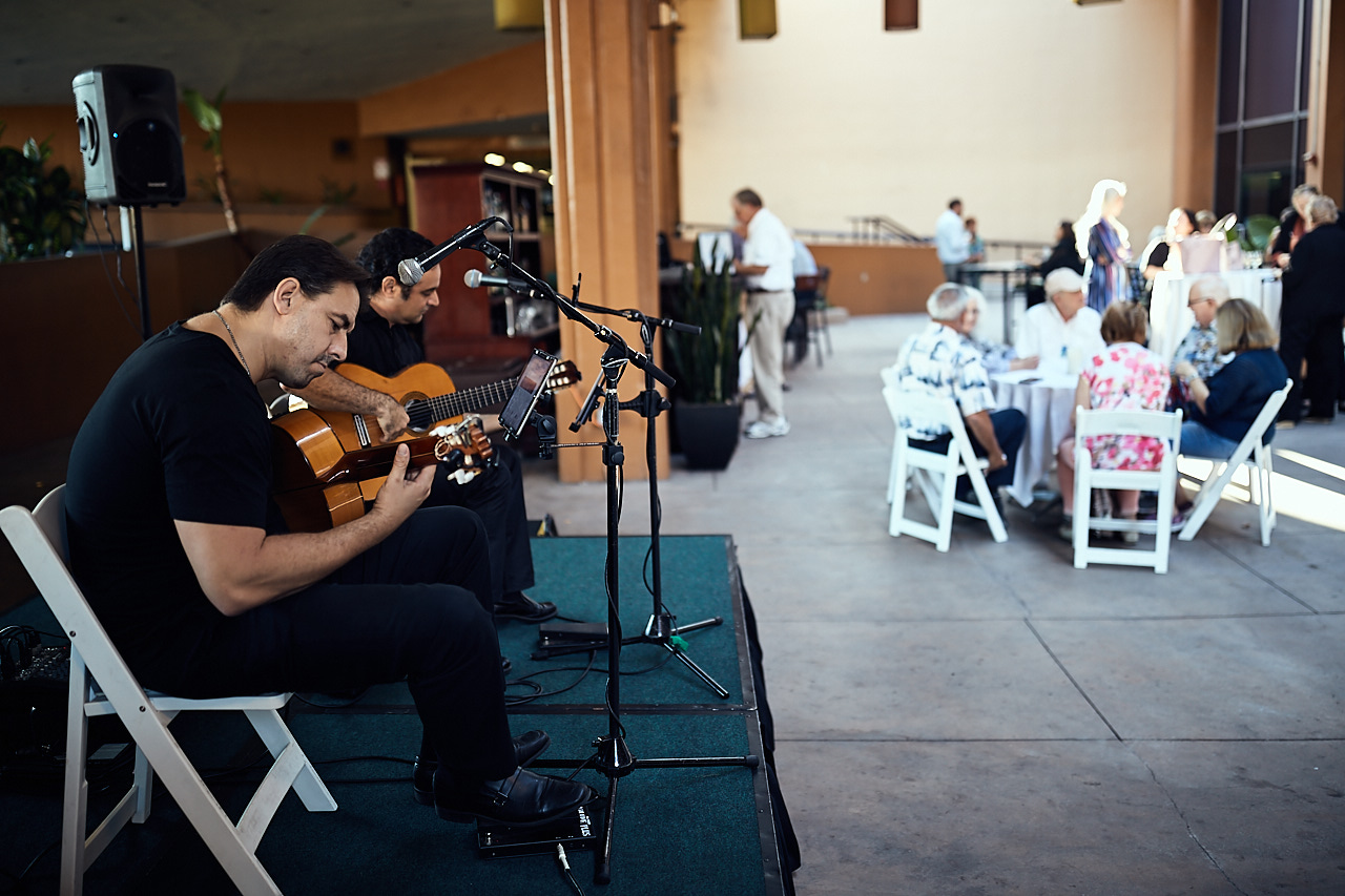 Live Music at Happy Hour