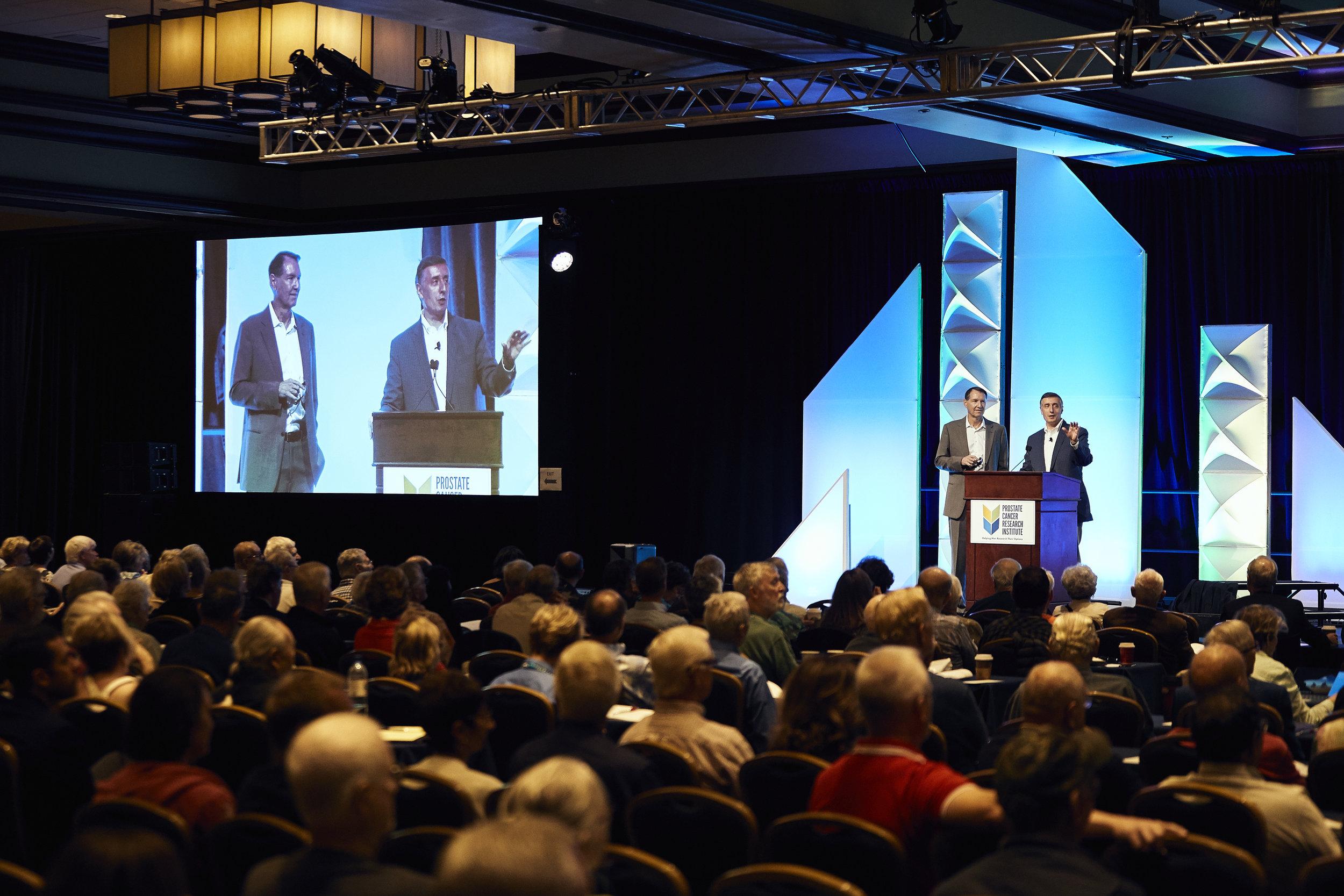 Mark Scholz, MD, and Mark Moyad, MD
