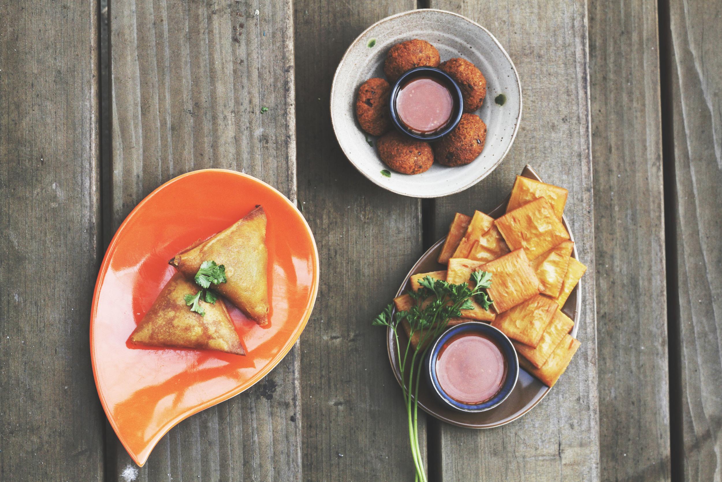 Combo Fried Platter