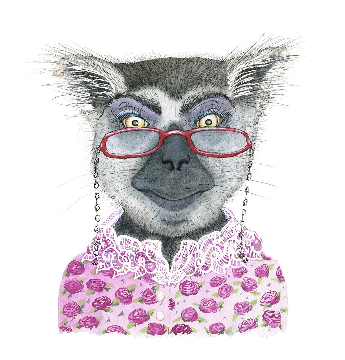 Miss Lemur
