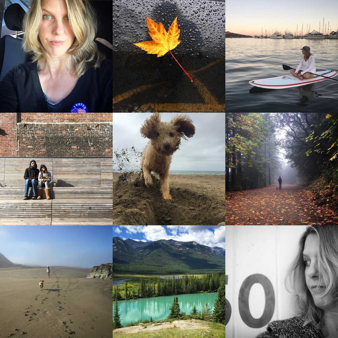 Instagram Best Nine 2016 (iPhone6)