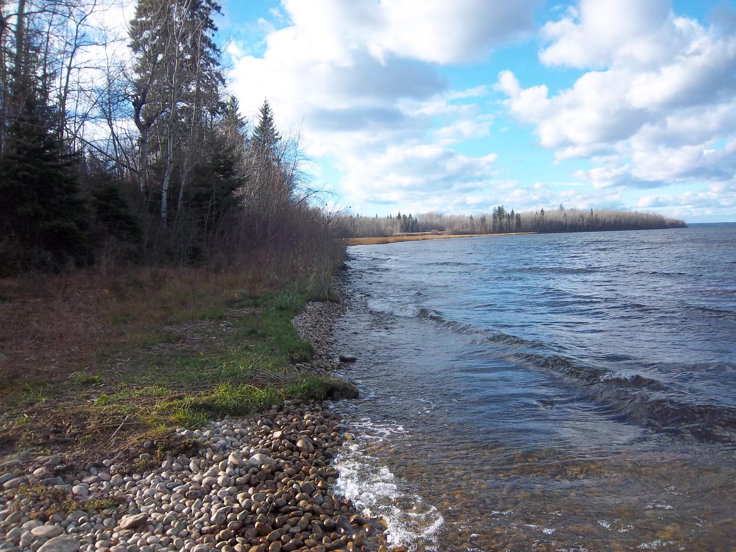 Limited Fish Habitat Assessment for a boat launch – Lac La Biche, Alberta