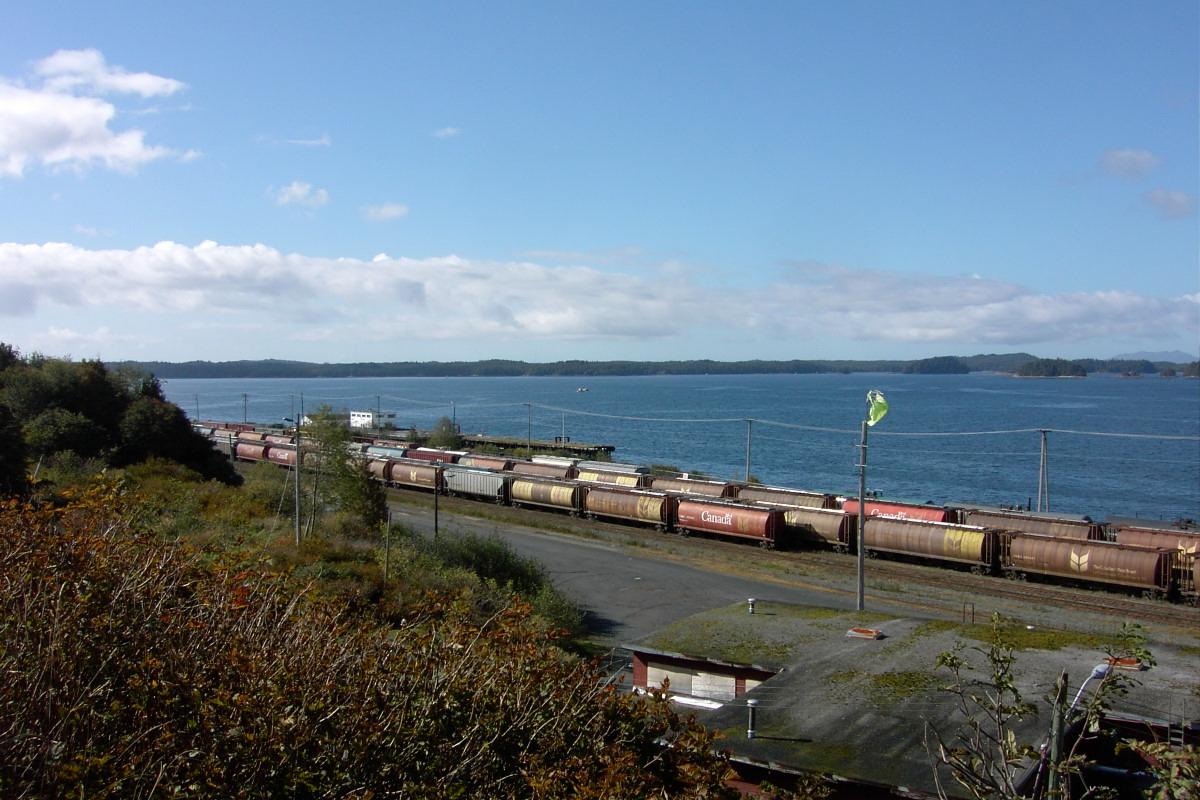 CN Multi - Commodity Transload Facility, Prince Rupert, BC