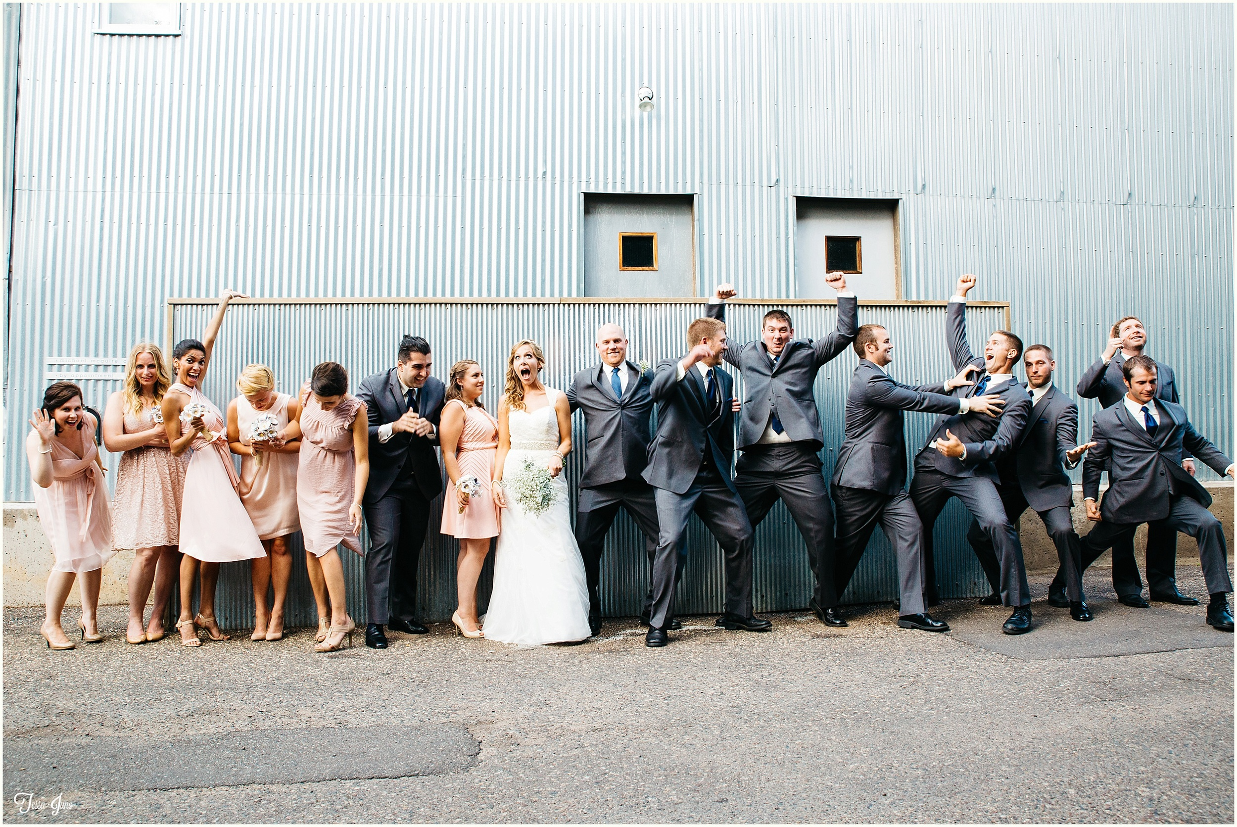 Stillwater-Minnesota-The-Loft-Wedding-Petal-Pink-Classic-Wedding