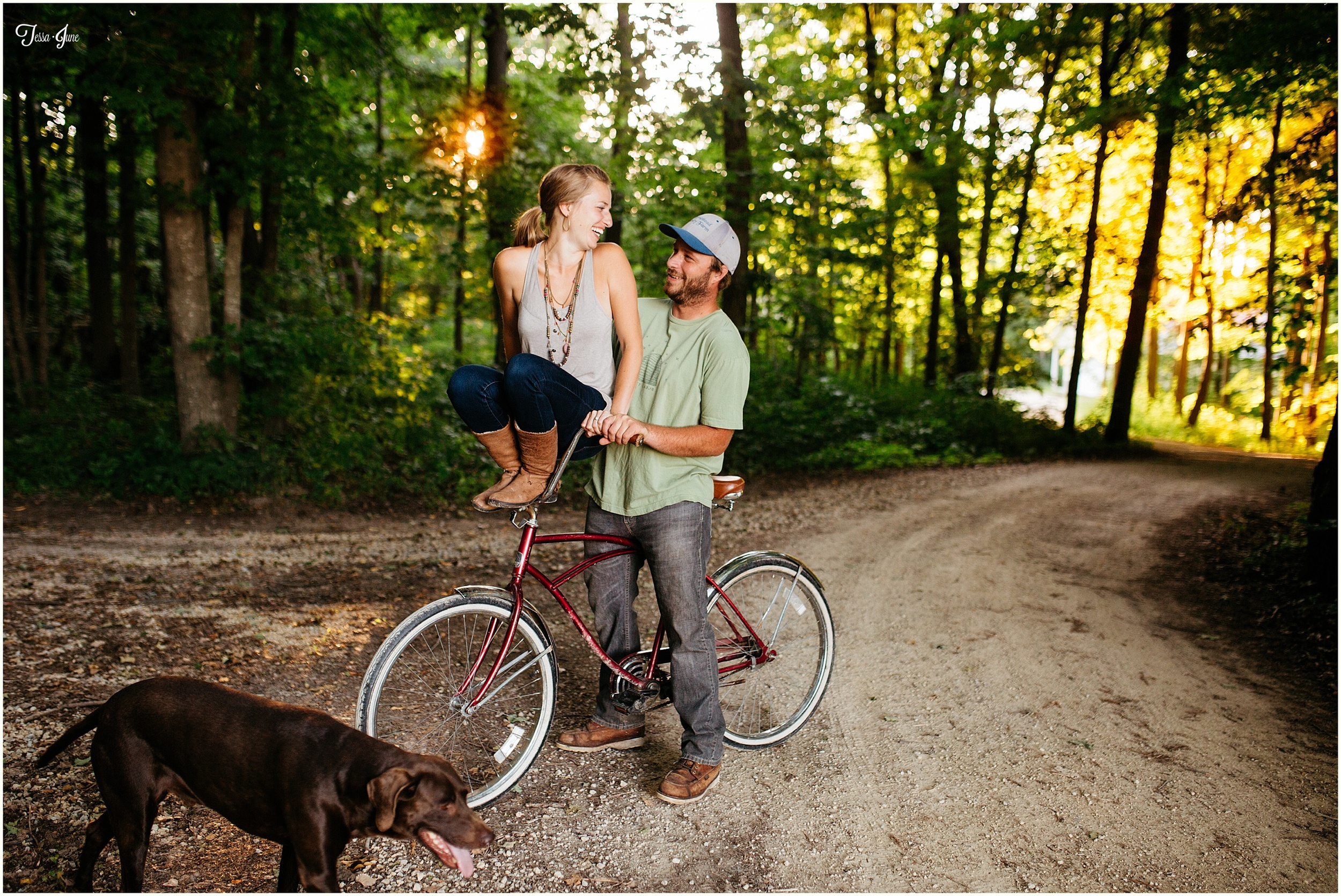 Rochester-engagement-bicycle