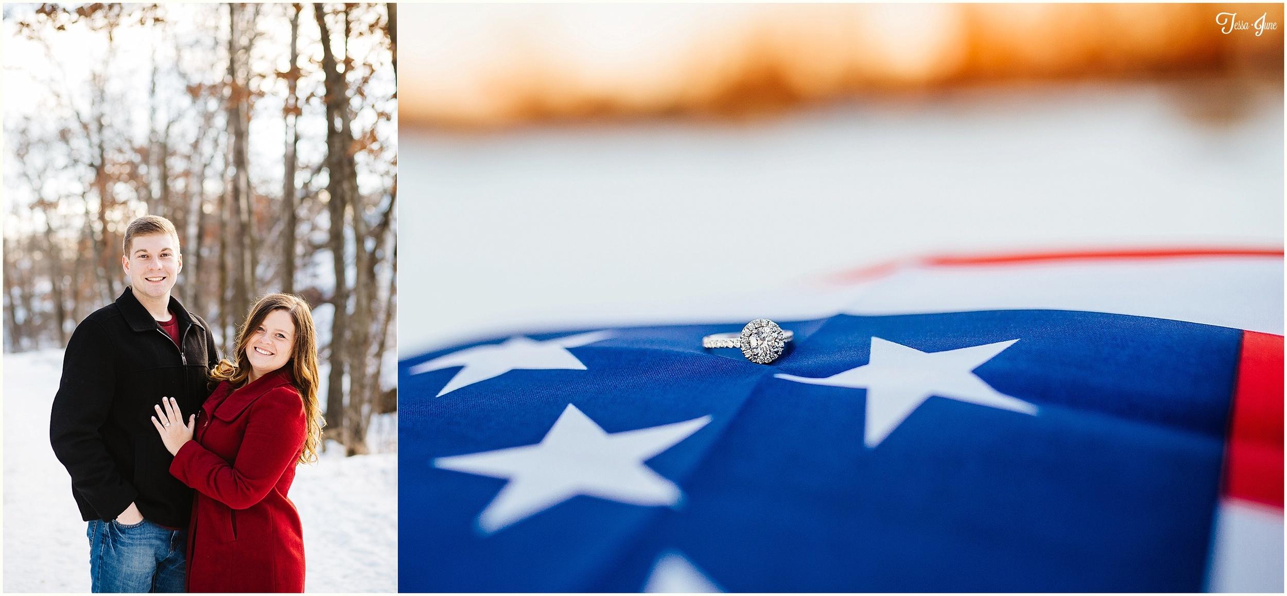 st-cloud-minnesota-wedding-photographer-waite-park-quarry-winter