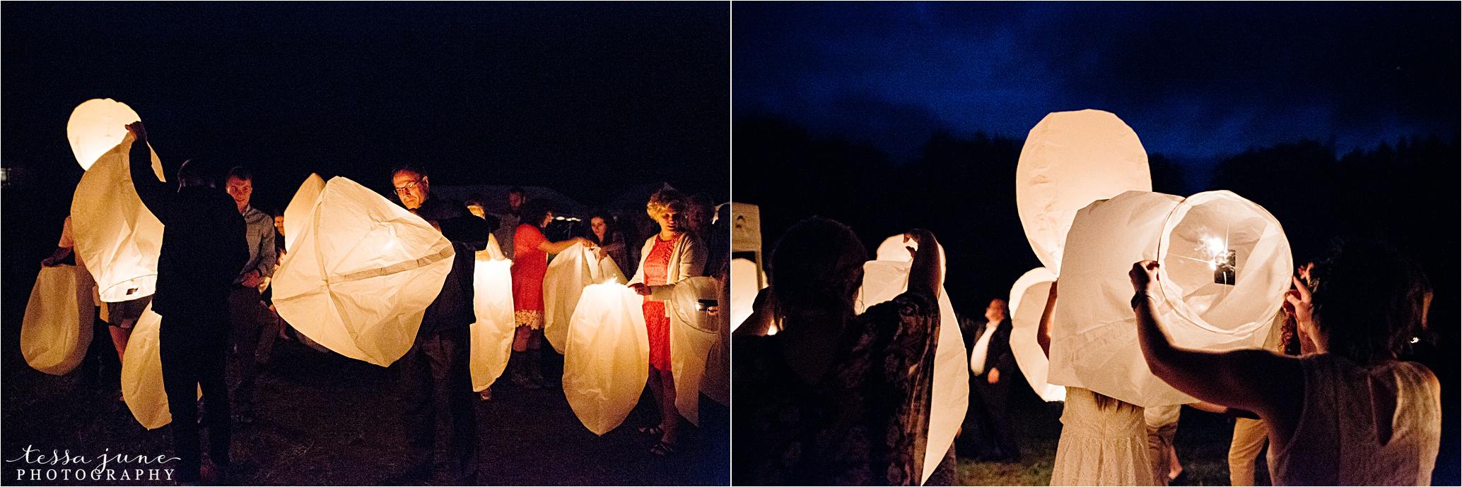 bohemian-forest-wedding-stillwater-minnesota-flower-crown-st-cloud-photographer-floating-lantern-sendoff