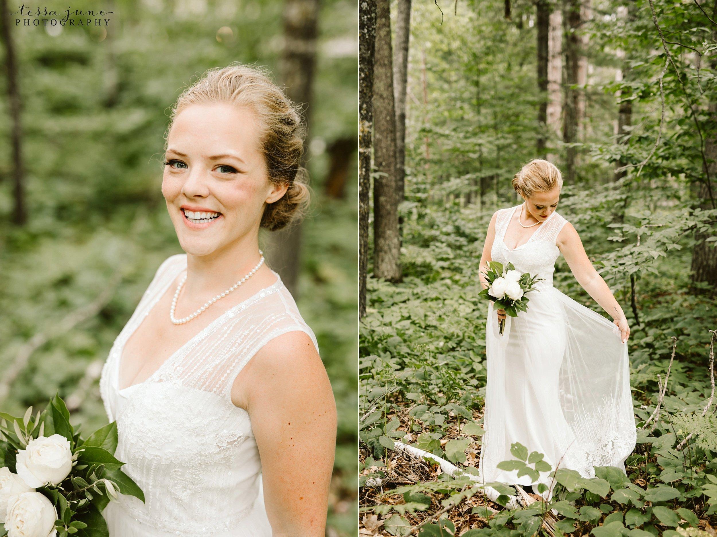 grandview-lodge-wedding-nisswa-minnesota-bride-forest
