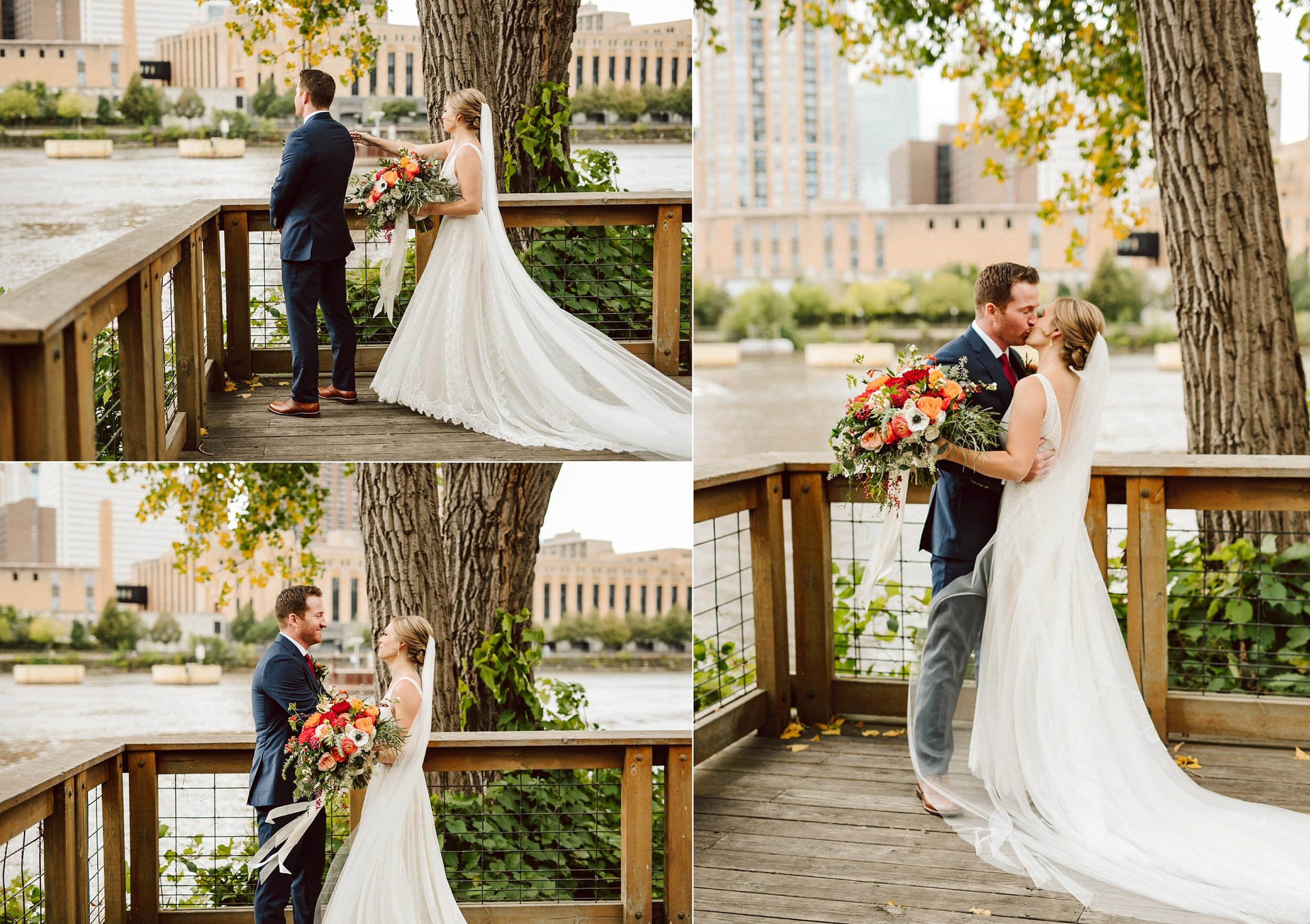 Nicollet-Island-Pavilion-Minneapolis-September-Coral-Navy-Wedding-30.jpg