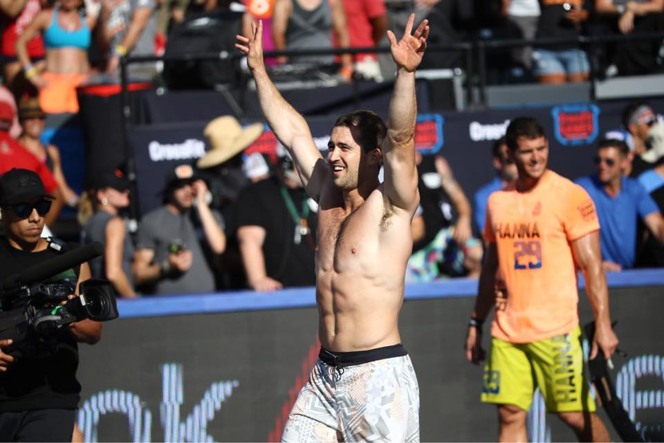 Ben Smith is crown Fittest man on earth at his 7th appearance at The CrossFit Games at a ripe old age of 25.