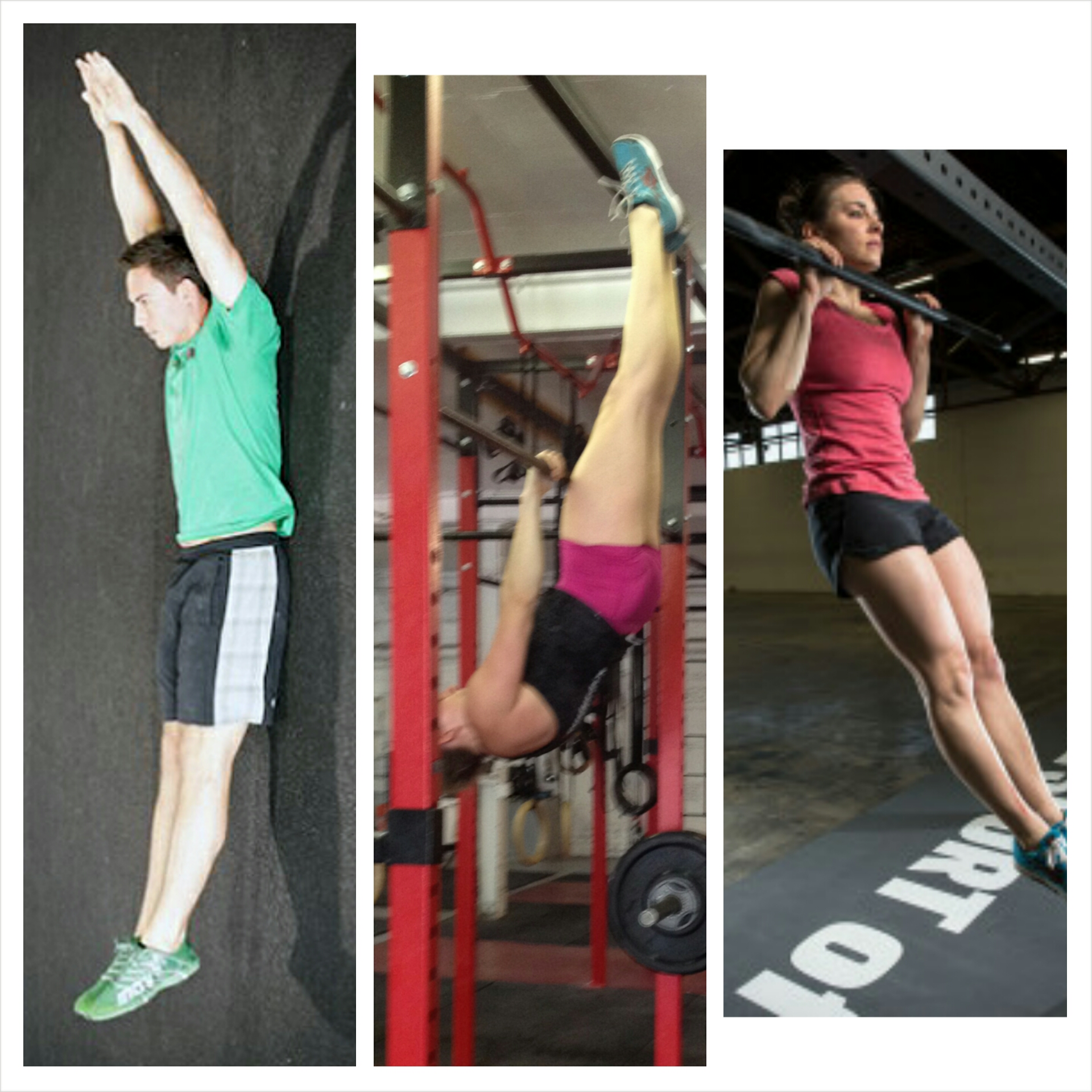 The hollow body position is very important to all gymnastic movements, weather its on the floor or on the pull up rig. The rigidness through the mid section is key to be successful at even the most basic movements.