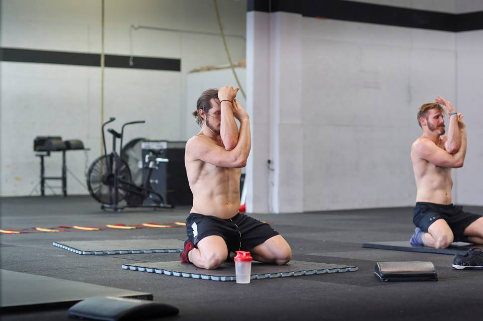 Mobility is one of the most important things we can do to stay injury free.