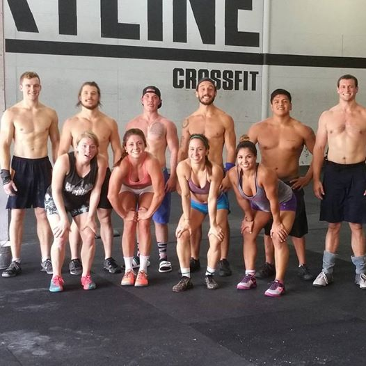 Team practice every Saturday at 11am!