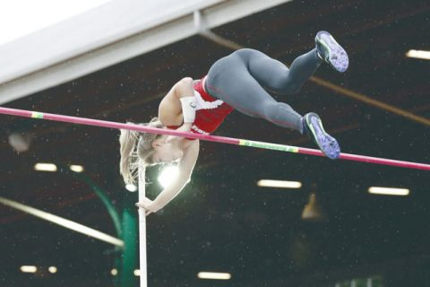 There are two activities that take all 10 components of fitness.  Snatch and Pole Vault.