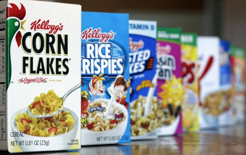 How Kellogg worked with 'independent experts' to tout cereal . AP News.
