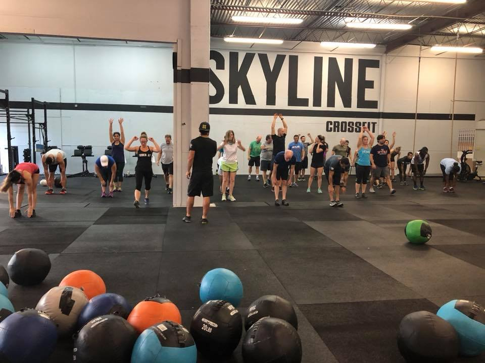 Sobriety WOD was a success, just a reminder we will have Sobriety WOD every Sunday at 4pm!