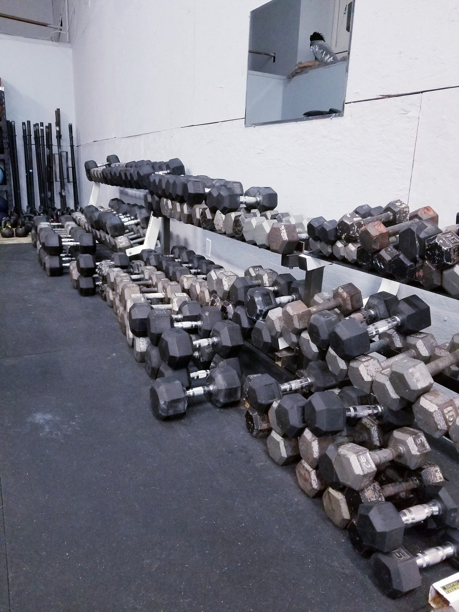 """""""The unwieldiness of two things brings all of the wonderful neurological dynamics that translate to increased strength."""" CrossFit Founder and CEO Greg Glassman talks about the need to include more dumbbells in training."""